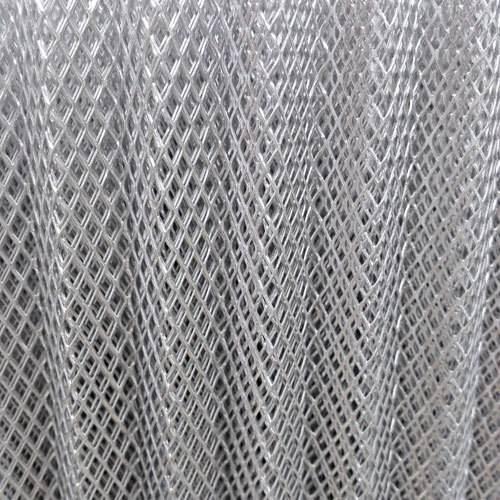 波浪纹铝板网